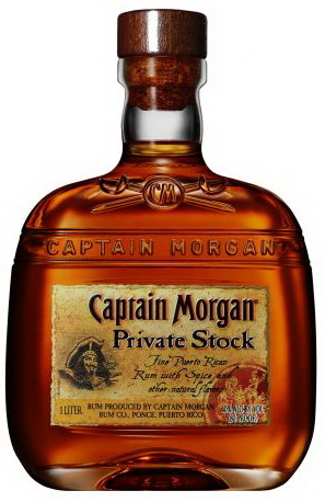 Captain Morgan Private Stock 1 l 40%