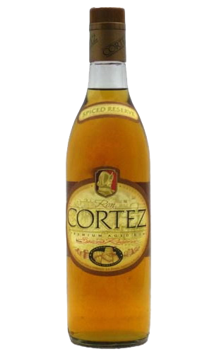 Cortez Ron Spiced 0,75 l 35%