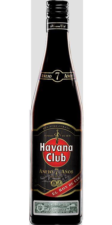 Havana Club Anejo 7 Anos 0,7 l 40%