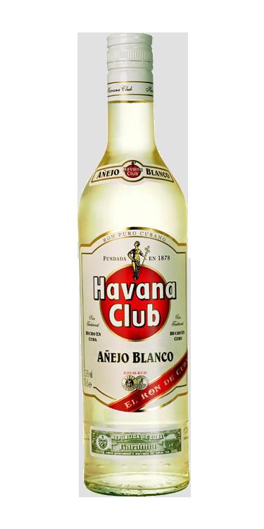 Havana Club Anejo blanco 1,0 l 37,5%