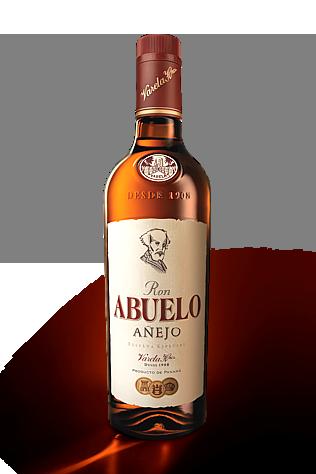 Abuelo Rum 5y.o. 0,7 l 40%