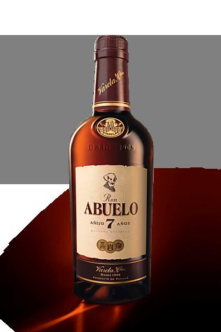 Abuelo Rum 7 y.o. 0,7 l 40%