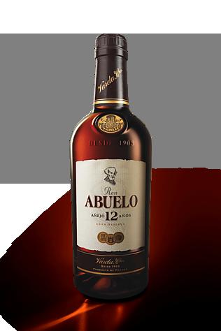 Abuelo Rum 12 y.o. 0,7 l 40%