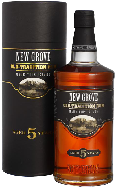New Grove Old Tradition 5y. Rum 70 cl 40%