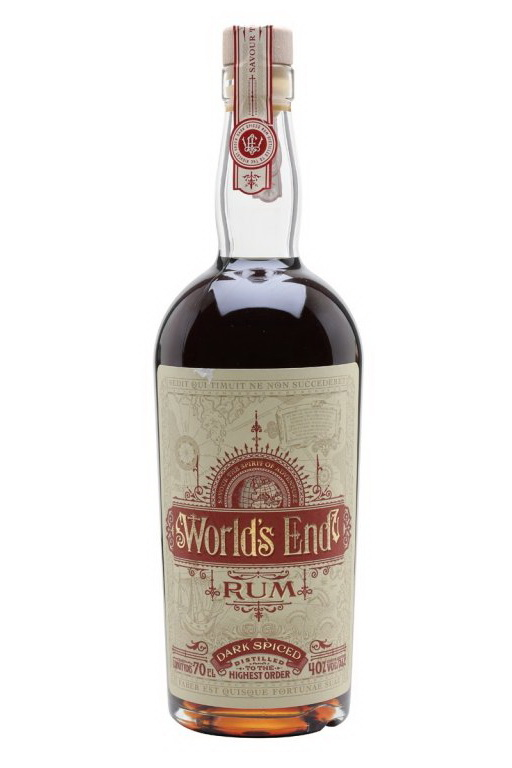 World´s End Rum Dark Spiced Spirit
