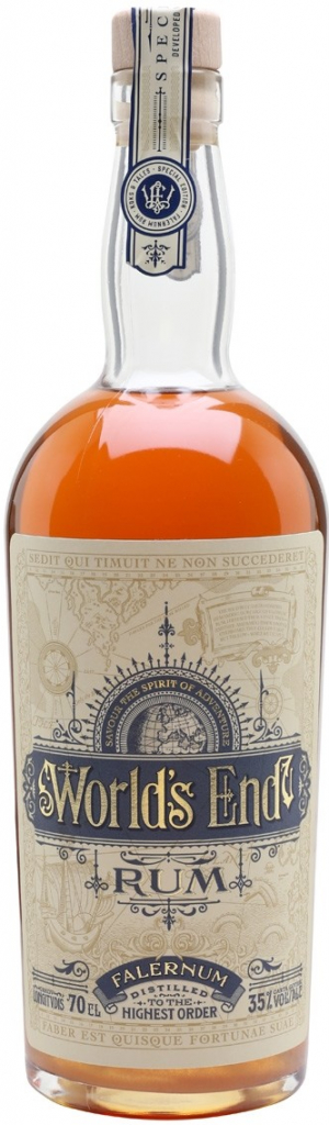 World´s End Rum Falernum