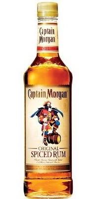 Captain Morgan Spiced Rum 1 l 35%
