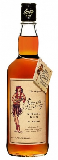 Sailor Jerry Spiced Rum 0,7 l 40%