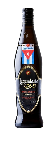 Legendario Aňejo 9 y 70 cl 40%