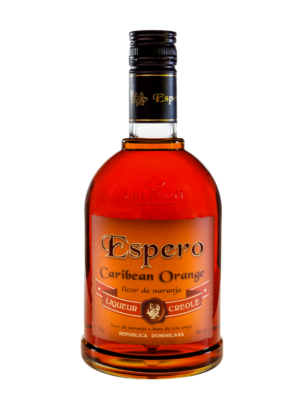Ron Espero Creole Caribean Orange 70 cl 40%