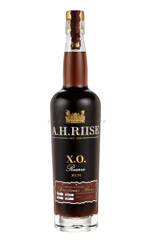 A.H.Riise Christmas 0,7 l 40%