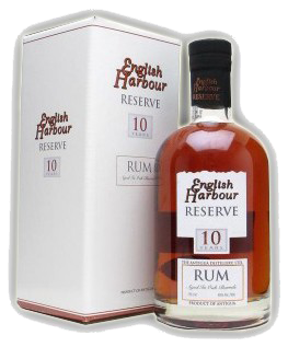 English Harbour Rum 10 y 0,7L 40%