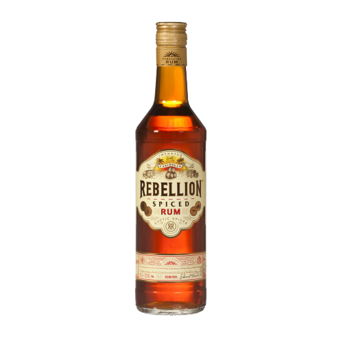 Rebellion Spiced Rum 37,5% 70cl