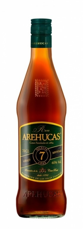 Arehucas Ron Club 7 Rum 0,7L 40%