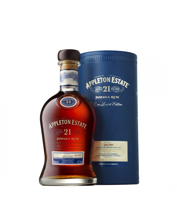 Appleton Estate Rare Blend 21 yo 0,7L 43%