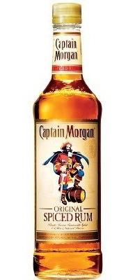 Captain Morgan Spiced Rum 1 l 35%