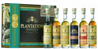 Plantation Cigar Box Experirnce 6 x 0,1 l - degustační set