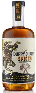 The Duppy Share Spiced 0,7l 37,5%